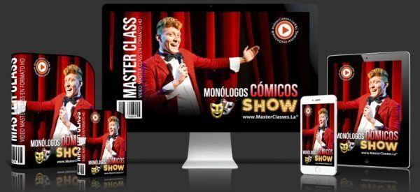 Curso de monologos - www.iluciernaga.com